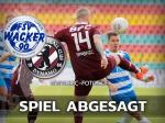 Platz gesperrt: Das Spiel in Nordhausen ist abgesagt