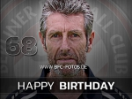 Eine BFC-Ikone feiert Geburtstag - Bernd