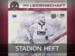Programmheft zum Spiel gegen die U23 von Hertha BSC