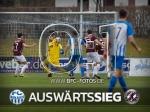 Der BFC im Glück - 1:0-Auswärtssieg in Neugersdorf