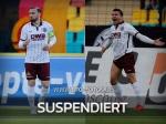 Bilal Cubukcu und Ugurtan Cepni suspendiert