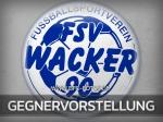 Gegnervorstellung FSV Wacker 90 Nordhausen