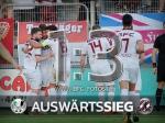 Atici-Verletzung überschattet Auswärtssieg in Fürstenwalde