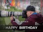 Patrick Skrzipek - der König des Farbfilms wird 34