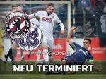 Heimspiele gegen Babelsberg und Altglienicke im Sportforum